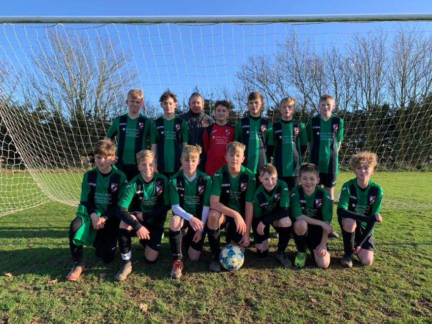 Under 14's Wolves
